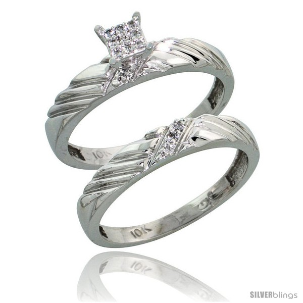 https://www.silverblings.com/44560-thickbox_default/10k-white-gold-diamond-engagement-rings-set-2-piece-0-08-cttw-brilliant-cut-1-8-in-wide-style-ljw018e2.jpg