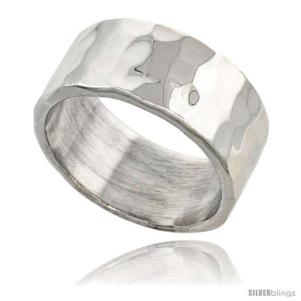 https://www.silverblings.com/44578-thickbox_default/sterling-silver-hammered-finish-flat-band-5-16-in-wide.jpg