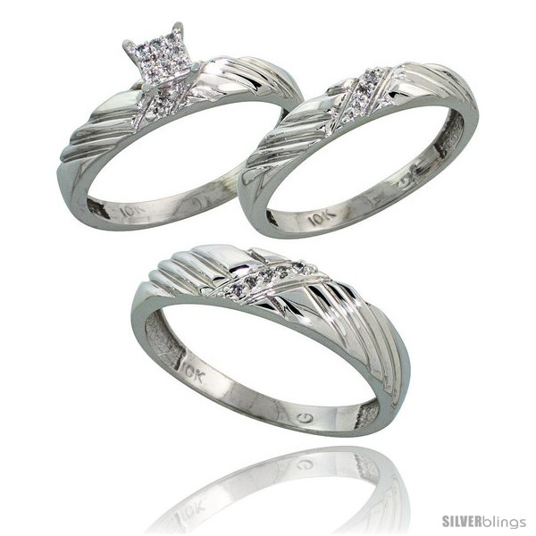 https://www.silverblings.com/44778-thickbox_default/10k-white-gold-diamond-trio-engagement-wedding-ring-3-piece-set-for-him-her-5-mm-3-5-mm-wide-0-11-cttw-b-style-ljw018w3.jpg