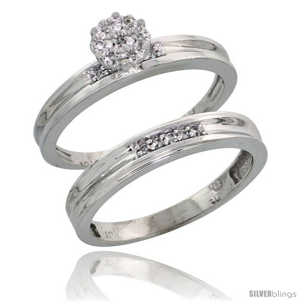 https://www.silverblings.com/44782-thickbox_default/10k-white-gold-diamond-engagement-rings-set-2-piece-0-09-cttw-brilliant-cut-1-8-in-wide-style-ljw019e2.jpg