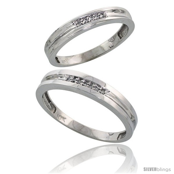 https://www.silverblings.com/44973-thickbox_default/10k-white-gold-diamond-wedding-rings-2-piece-set-for-him-4-mm-her-3-5-mm-0-07-cttw-brilliant-cut-style-ljw019w2.jpg