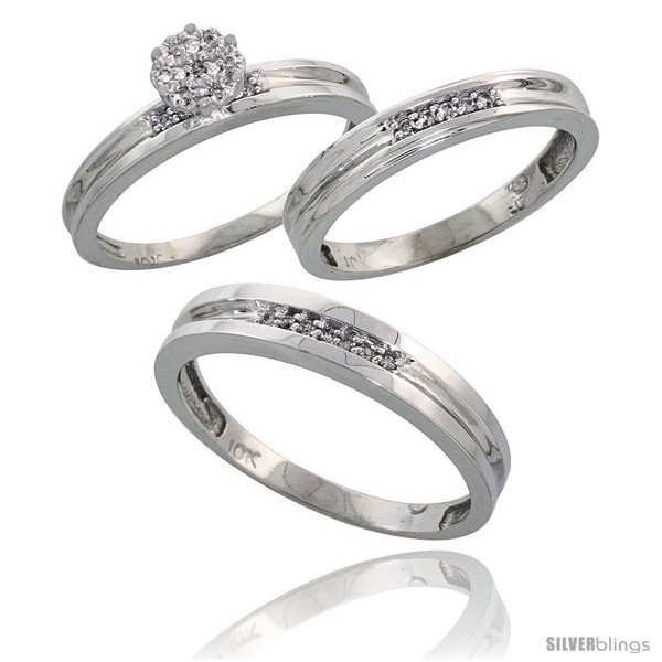 https://www.silverblings.com/44977-thickbox_default/10k-white-gold-diamond-trio-engagement-wedding-ring-3-piece-set-for-him-her-4-mm-3-5-mm-wide-0-13-cttw-b-style-ljw019w3.jpg