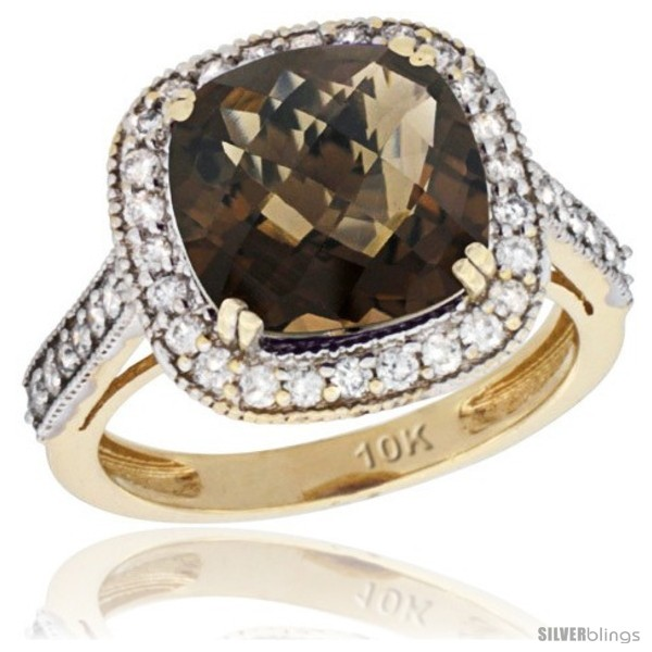 https://www.silverblings.com/45049-thickbox_default/10k-yellow-gold-diamond-halo-smoky-topaz-ring-cushion-shape-10-mm-4-5-ct-1-2-in-wide.jpg
