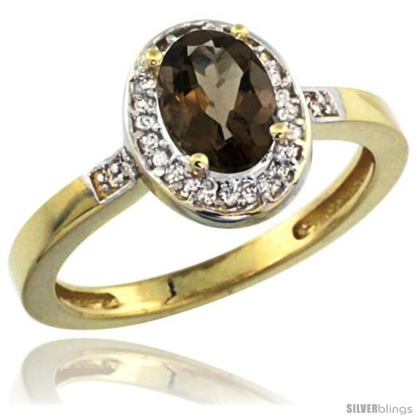https://www.silverblings.com/45061-thickbox_default/10k-yellow-gold-diamond-smoky-topaz-ring-1-ct-7x5-stone-1-2-in-wide.jpg