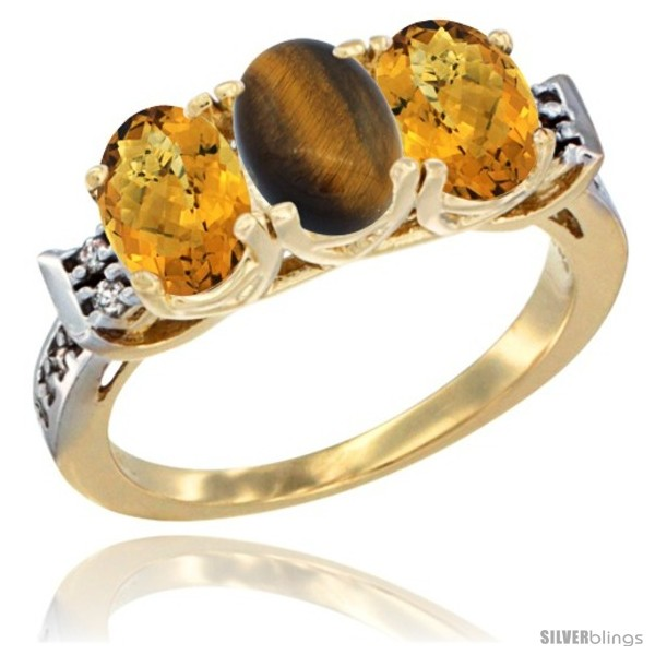 https://www.silverblings.com/45245-thickbox_default/10k-yellow-gold-natural-tiger-eye-whisky-quartz-sides-ring-3-stone-oval-7x5-mm-diamond-accent.jpg