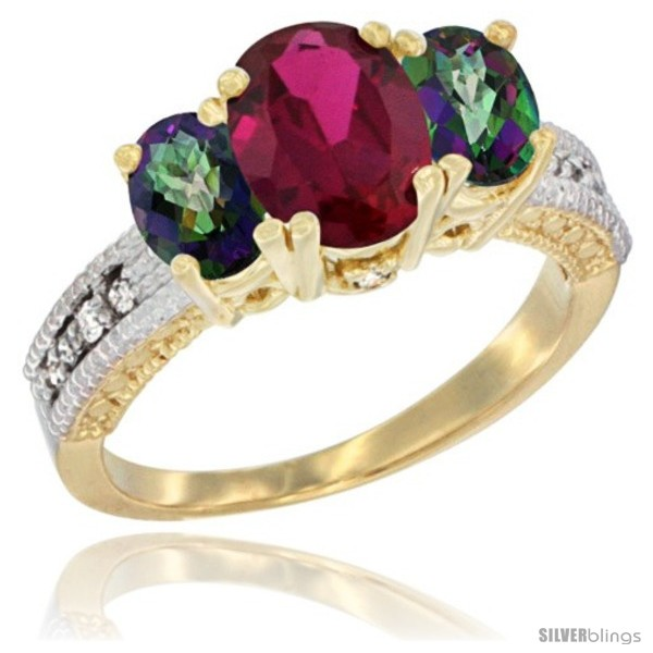 https://www.silverblings.com/46993-thickbox_default/10k-yellow-gold-ladies-oval-natural-ruby-3-stone-ring-mystic-topaz-sides-diamond-accent.jpg