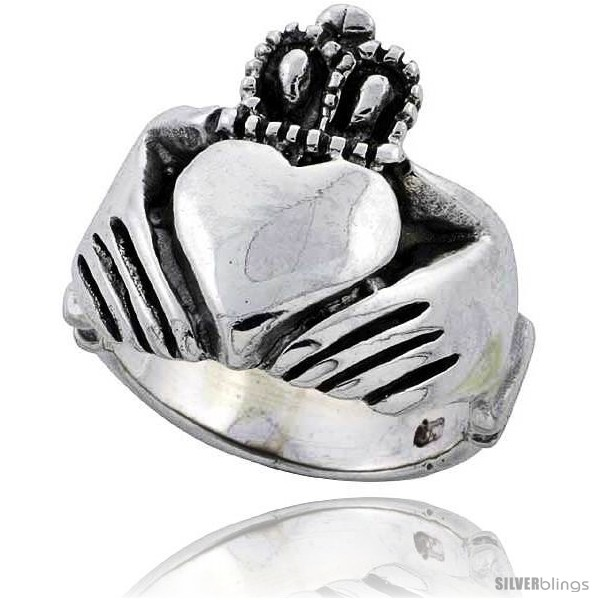 https://www.silverblings.com/47338-thickbox_default/sterling-silver-large-claddagh-ring-3-4-in-wide.jpg