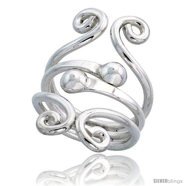 https://www.silverblings.com/47855-thickbox_default/sterling-silver-hand-made-freeform-wire-wrap-ring-w-2-beads-1-1-4-in-31-mm-wide.jpg