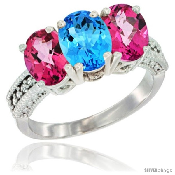 https://www.silverblings.com/47962-thickbox_default/14k-white-gold-natural-swiss-blue-topaz-pink-topaz-sides-ring-3-stone-7x5-mm-oval-diamond-accent.jpg
