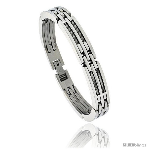 https://www.silverblings.com/482-thickbox_default/gents-stainless-steel-cable-bar-bracelet-3-8-in-wide-8-1-2-in-long.jpg