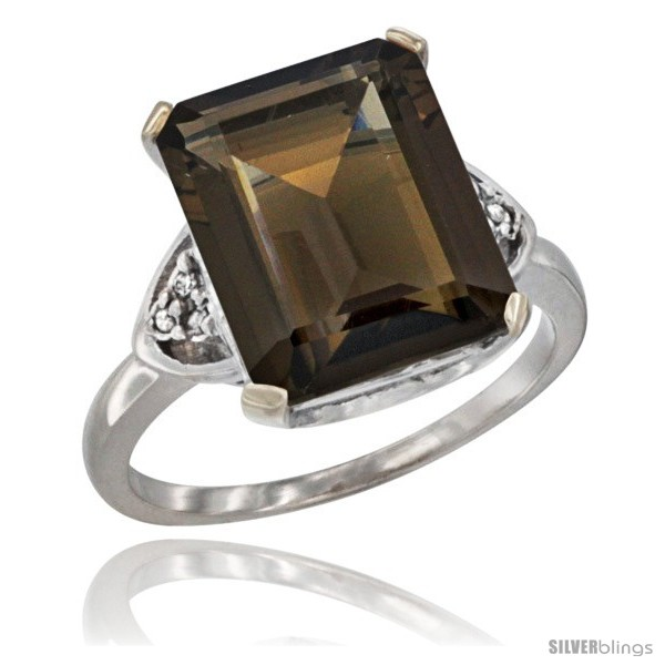 https://www.silverblings.com/495-thickbox_default/10k-white-gold-natural-smoky-topaz-ring-emerald-shape-12x10-stone-diamond-accent.jpg