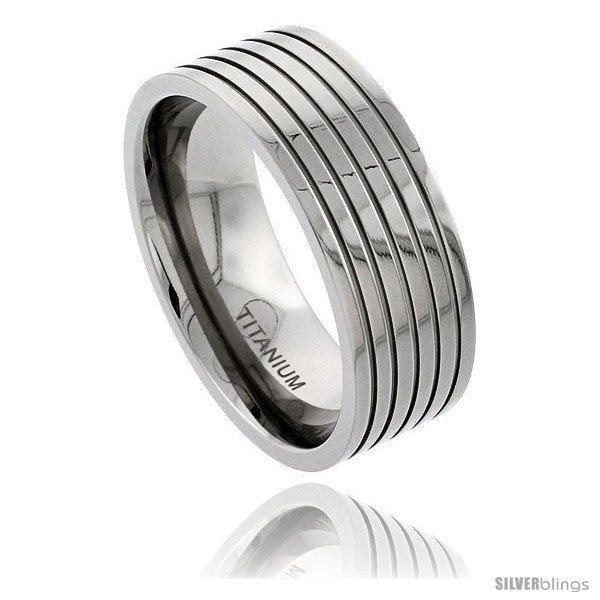 https://www.silverblings.com/49654-thickbox_default/titanium-9mm-flat-wedding-band-ring-polished-finish-5-stripes-comfort-fit.jpg