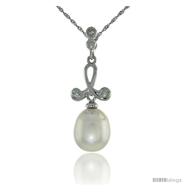 https://www.silverblings.com/50753-thickbox_default/10k-white-gold-loop-pearl-pendant-w-0-02-carat-brilliant-cut-diamonds-1-1-16-in-27mm-tall-w-18-sterling-silver.jpg