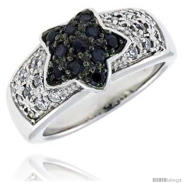 https://www.silverblings.com/50921-thickbox_default/sterling-silver-star-ring-rhodium-plated-w-18-white-11-black-2mm-czs-7-16-10-mm-wide.jpg