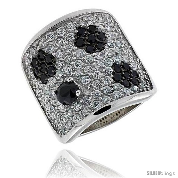 https://www.silverblings.com/50933-thickbox_default/sterling-silver-floral-band-rhodium-plated-w-2mm-black-white-czs-13-16-21-mm-wide.jpg