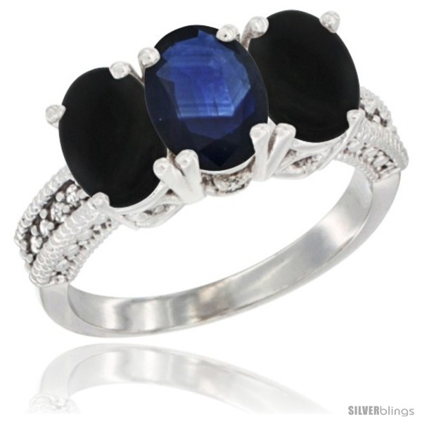 https://www.silverblings.com/51220-thickbox_default/14k-white-gold-natural-blue-sapphire-black-onyx-sides-ring-3-stone-7x5-mm-oval-diamond-accent.jpg