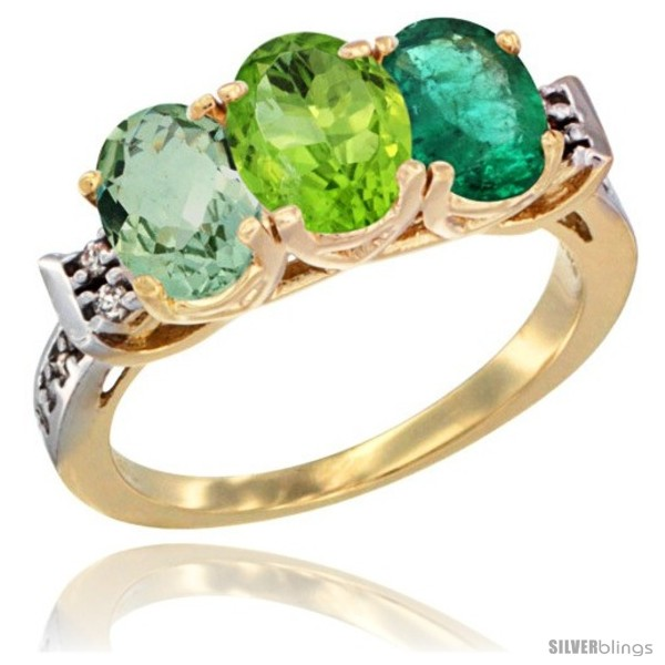 https://www.silverblings.com/515-thickbox_default/10k-yellow-gold-natural-green-amethyst-peridot-emerald-ring-3-stone-oval-7x5-mm-diamond-accent.jpg