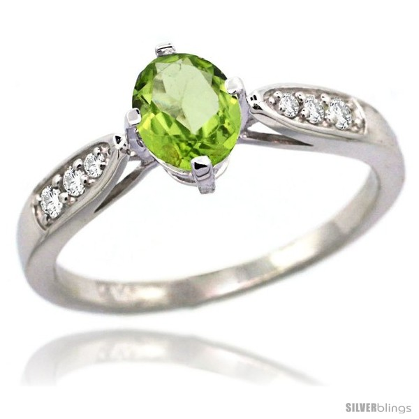 https://www.silverblings.com/5190-thickbox_default/14k-white-gold-natural-peridot-ring-7x5-oval-shape-diamond-accent-5-16inch-wide.jpg