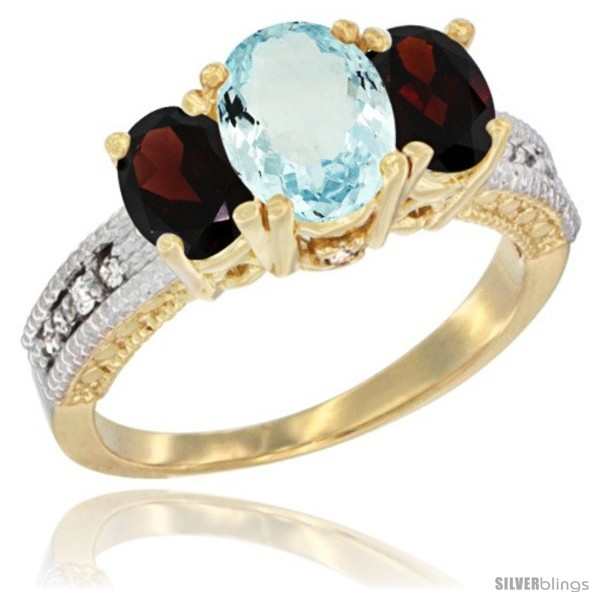 https://www.silverblings.com/52084-thickbox_default/10k-yellow-gold-ladies-oval-natural-aquamarine-3-stone-ring-garnet-sides-diamond-accent.jpg