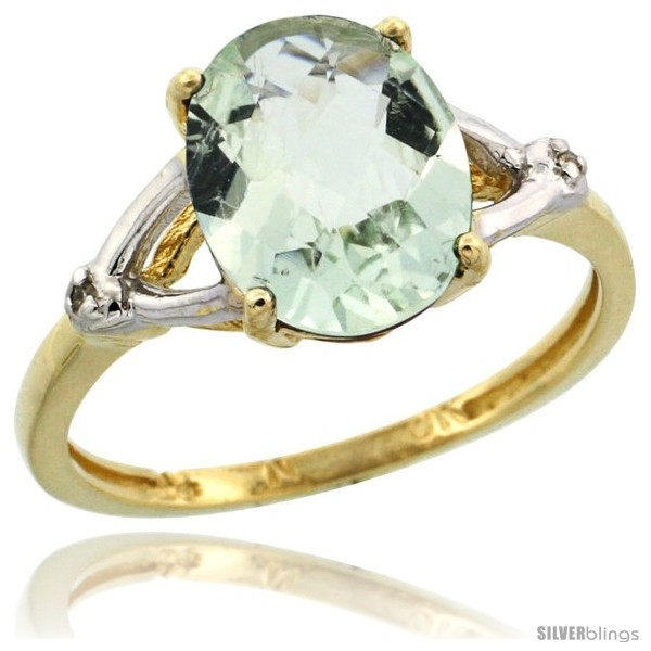 https://www.silverblings.com/525-thickbox_default/10k-yellow-gold-diamond-green-amethyst-ring-2-4-ct-oval-stone-10x8-mm-3-8-in-wide.jpg