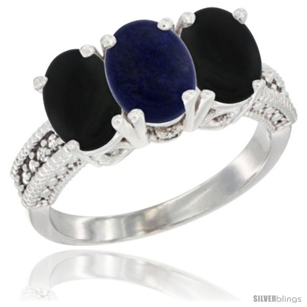 https://www.silverblings.com/52620-thickbox_default/14k-white-gold-natural-lapis-black-onyx-sides-ring-3-stone-7x5-mm-oval-diamond-accent.jpg
