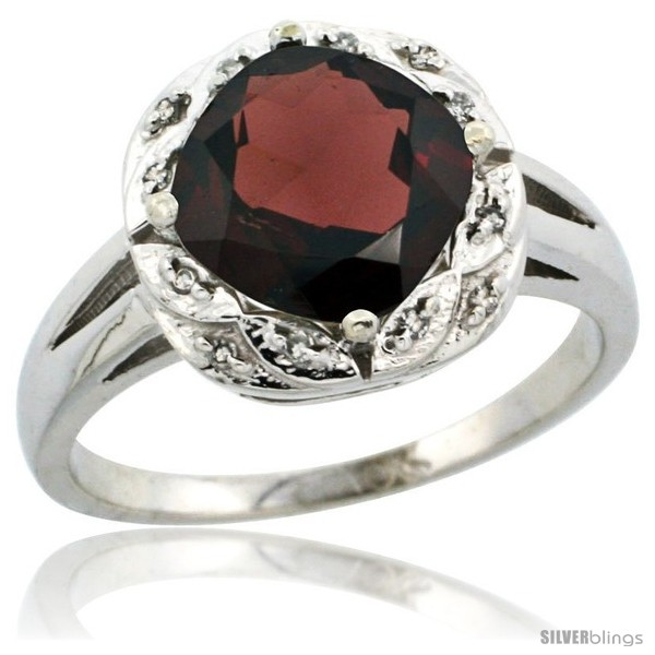 https://www.silverblings.com/5505-thickbox_default/14k-white-gold-diamond-halo-garnet-ring-2-7-ct-checkerboard-cut-cushion-shape-8-mm-1-2-in-wide.jpg