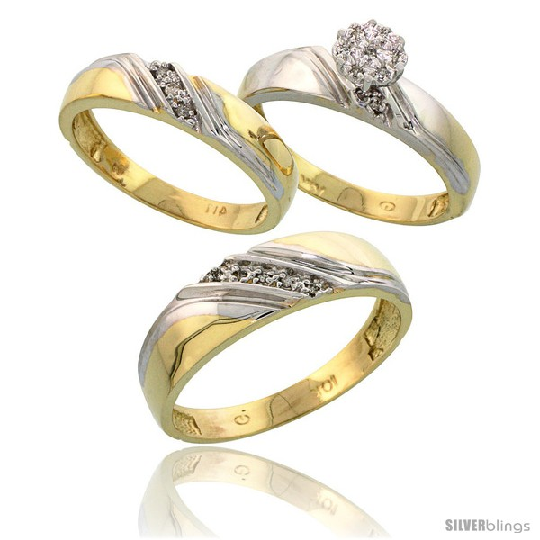 38 Awesome 3 piece wedding ring sets Ideas  YouTube