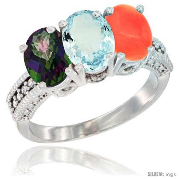 https://www.silverblings.com/55406-thickbox_default/10k-white-gold-natural-mystic-topaz-aquamarine-coral-ring-3-stone-oval-7x5-mm-diamond-accent.jpg