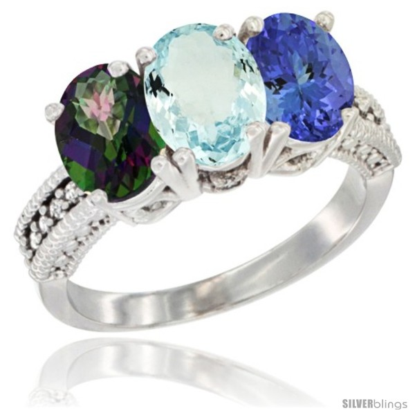 https://www.silverblings.com/55412-thickbox_default/10k-white-gold-natural-mystic-topaz-aquamarine-tanzanite-ring-3-stone-oval-7x5-mm-diamond-accent.jpg