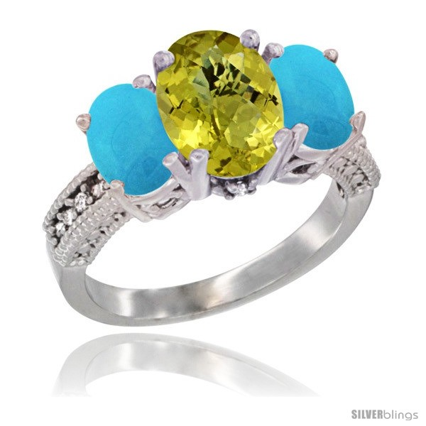 https://www.silverblings.com/55720-thickbox_default/14k-white-gold-ladies-3-stone-oval-natural-lemon-quartz-ring-turquoise-sides-diamond-accent.jpg