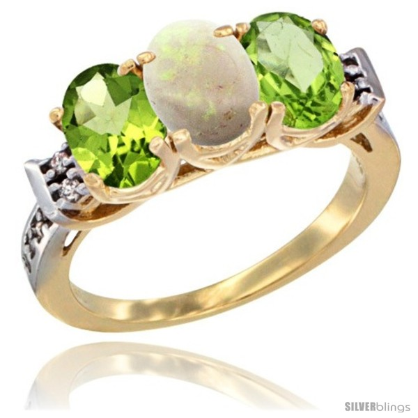 https://www.silverblings.com/56076-thickbox_default/10k-yellow-gold-natural-opal-peridot-sides-ring-3-stone-oval-7x5-mm-diamond-accent.jpg