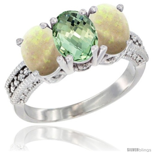 https://www.silverblings.com/56206-thickbox_default/14k-white-gold-natural-green-amethyst-opal-sides-ring-3-stone-7x5-mm-oval-diamond-accent.jpg