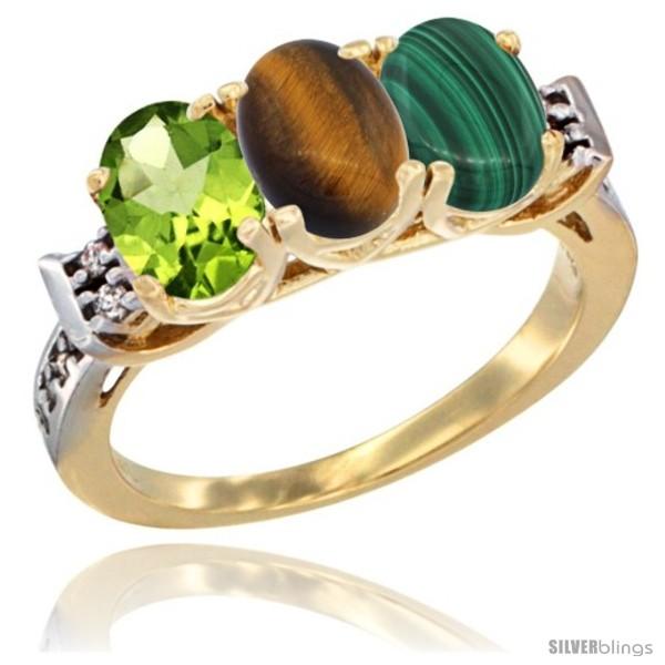 https://www.silverblings.com/56289-thickbox_default/10k-yellow-gold-natural-peridot-tiger-eye-malachite-ring-3-stone-oval-7x5-mm-diamond-accent.jpg