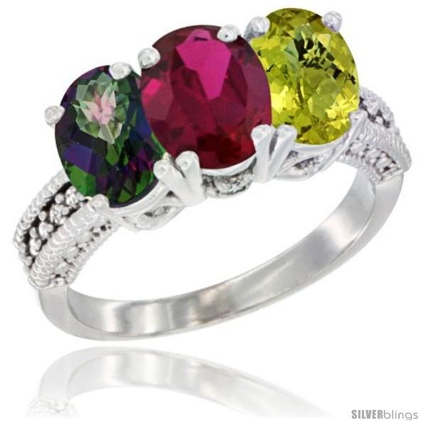 https://www.silverblings.com/56329-thickbox_default/10k-white-gold-natural-mystic-topaz-ruby-lemon-quartz-ring-3-stone-oval-7x5-mm-diamond-accent.jpg