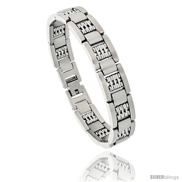 https://www.silverblings.com/570-thickbox_default/stainless-steel-satin-finish-mens-bar-bracelet-1-2-in-wide-8-in-long.jpg