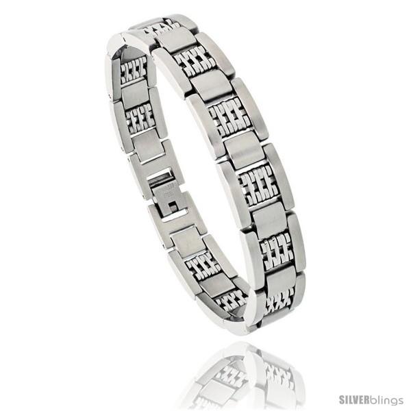 https://www.silverblings.com/570-thickbox_default/stainless-steel-satin-finish-mens-bar-bracelet-1-2-in-wide-8-in-long.jpg