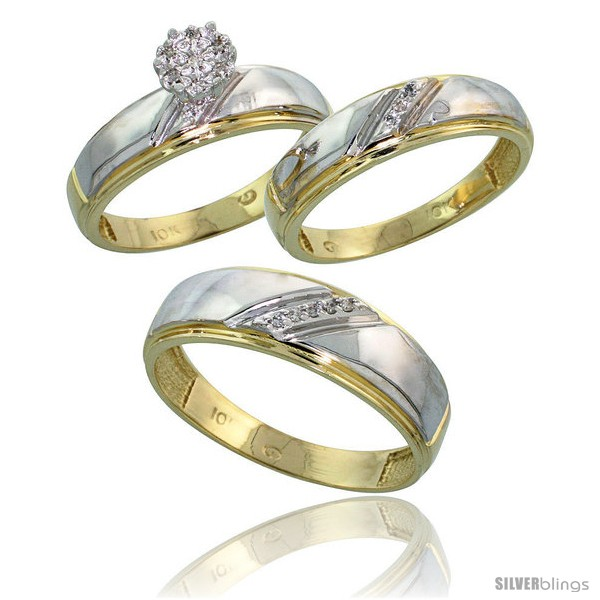 https://www.silverblings.com/5756-thickbox_default/10k-yellow-gold-diamond-trio-engagement-wedding-ring-3-piece-set-for-him-her-7-mm-5-5-mm-wide-0-09-cttw-brilliant-cut.jpg
