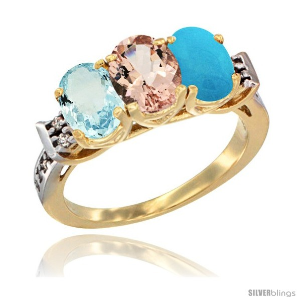 https://www.silverblings.com/57906-thickbox_default/10k-yellow-gold-natural-aquamarine-morganite-turquoise-ring-3-stone-oval-7x5-mm-diamond-accent.jpg