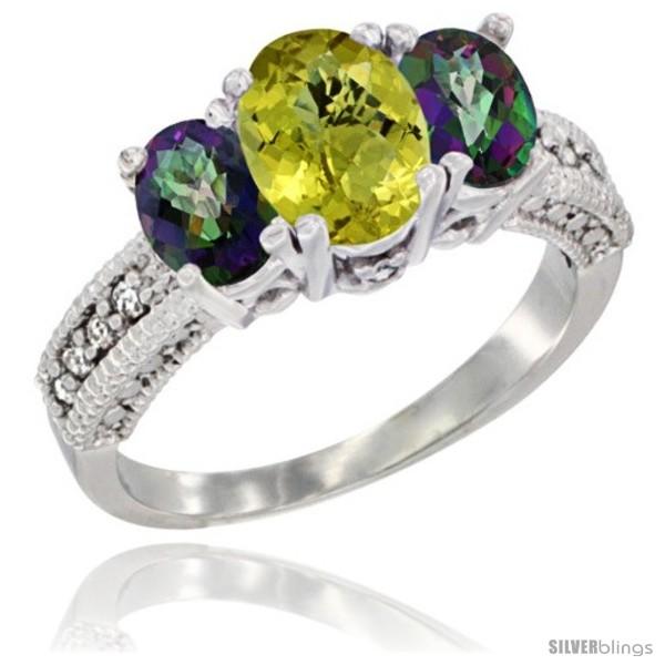 https://www.silverblings.com/58316-thickbox_default/10k-white-gold-ladies-oval-natural-lemon-quartz-3-stone-ring-mystic-topaz-sides-diamond-accent.jpg