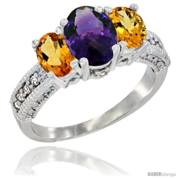 https://www.silverblings.com/58653-thickbox_default/10k-white-gold-ladies-oval-natural-amethyst-3-stone-ring-citrine-sides-diamond-accent.jpg