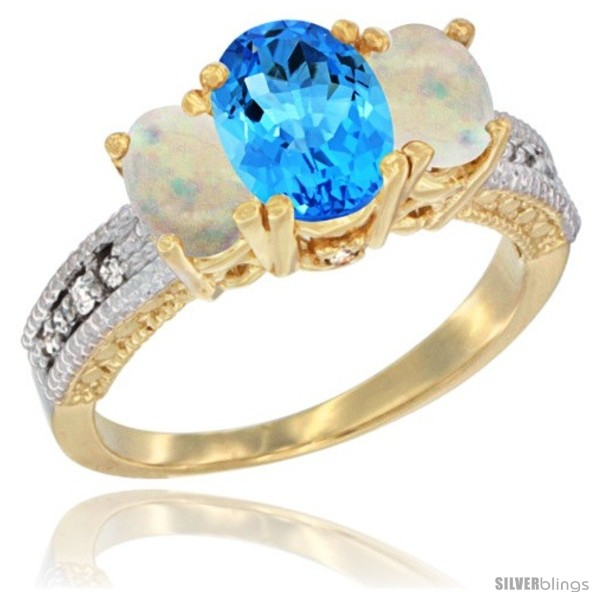 https://www.silverblings.com/58777-thickbox_default/14k-yellow-gold-ladies-oval-natural-swiss-blue-topaz-3-stone-ring-opal-sides-diamond-accent.jpg