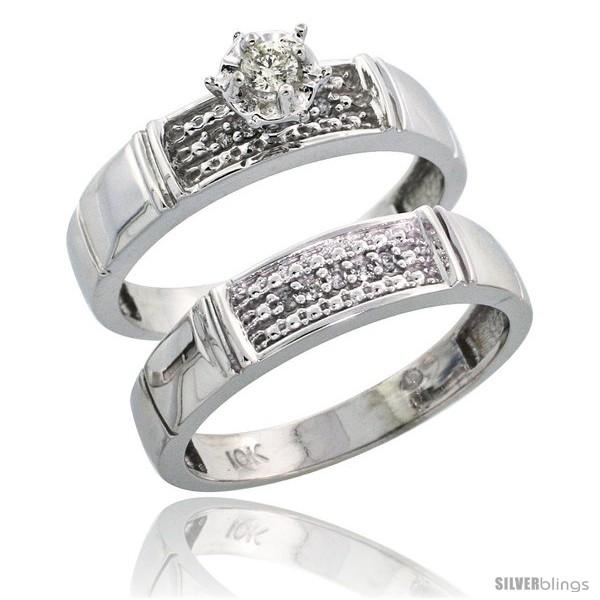 https://www.silverblings.com/58798-thickbox_default/sterling-silver-2-piece-diamond-engagement-ring-set-w-0-10-carat-brilliant-cut-diamonds-3-16-in-4-5mm-wide.jpg