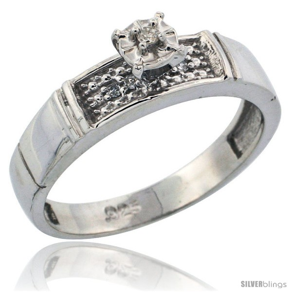 https://www.silverblings.com/58806-thickbox_default/sterling-silver-diamond-engagement-ring-w-0-07-carat-brilliant-cut-diamonds-3-16-in-4-5mm-wide.jpg