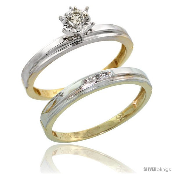 https://www.silverblings.com/58874-thickbox_default/10k-yellow-gold-ladies-2-piece-diamond-engagement-wedding-ring-set-1-8-in-wide-style-ljy106e2.jpg