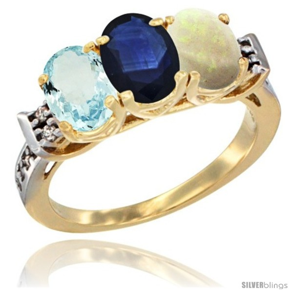 https://www.silverblings.com/58904-thickbox_default/10k-yellow-gold-natural-aquamarine-blue-sapphire-opal-ring-3-stone-oval-7x5-mm-diamond-accent.jpg