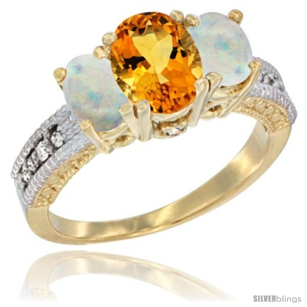 https://www.silverblings.com/58962-thickbox_default/14k-yellow-gold-ladies-oval-natural-citrine-3-stone-ring-opal-sides-diamond-accent.jpg