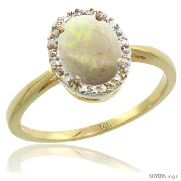 https://www.silverblings.com/58968-thickbox_default/14k-yellow-gold-opal-diamond-halo-ring-8x6-mm-oval-shape-1-2-in-wide.jpg