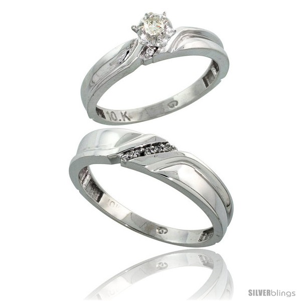 https://www.silverblings.com/59004-thickbox_default/sterling-silver-2-piece-diamond-ring-set-engagement-ring-mans-wedding-band-w-0-09-carat-brilliant-cut-diamonds.jpg