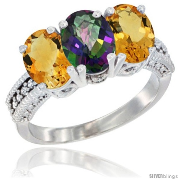 https://www.silverblings.com/59091-thickbox_default/10k-white-gold-natural-mystic-topaz-citrine-sides-ring-3-stone-oval-7x5-mm-diamond-accent.jpg
