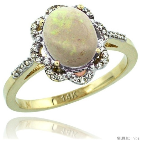 https://www.silverblings.com/59142-thickbox_default/14k-yellow-gold-diamond-halo-opal-ring-1-65-carat-oval-shape-9x7-mm-7-16-in-11mm-wide.jpg
